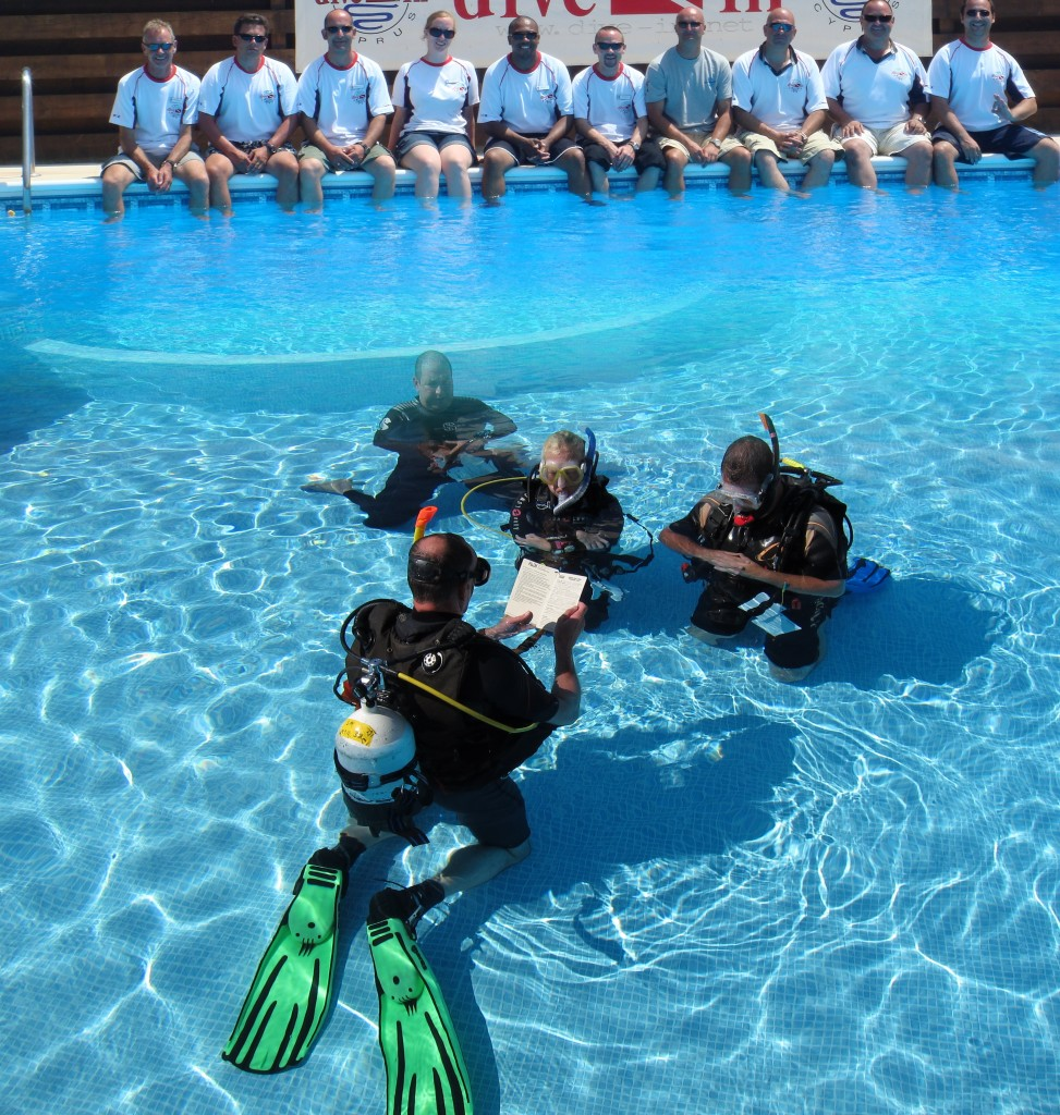 Coral Bay Divers IDC