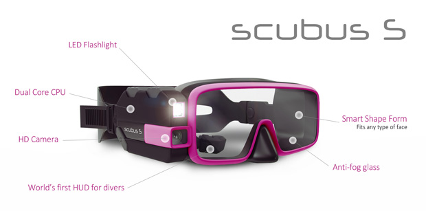 The future of scuba diving