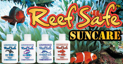 Reef Safe SuncCare