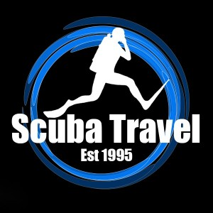 Scuba Travel new logo
