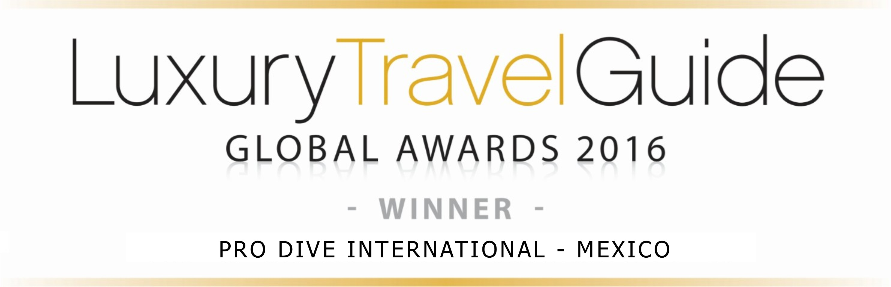 Holiday & Tour Specialist Awards
