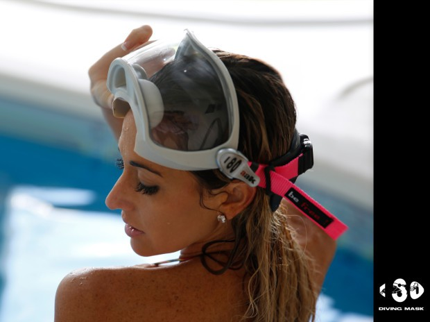 AAK 180 Diving Mask