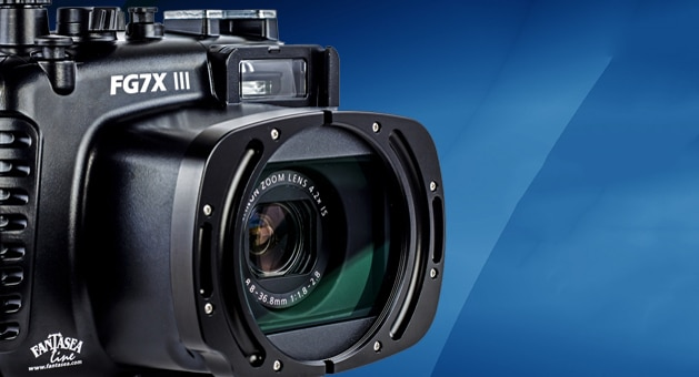 Fantasea announce housing for Canon G7 X MKIII