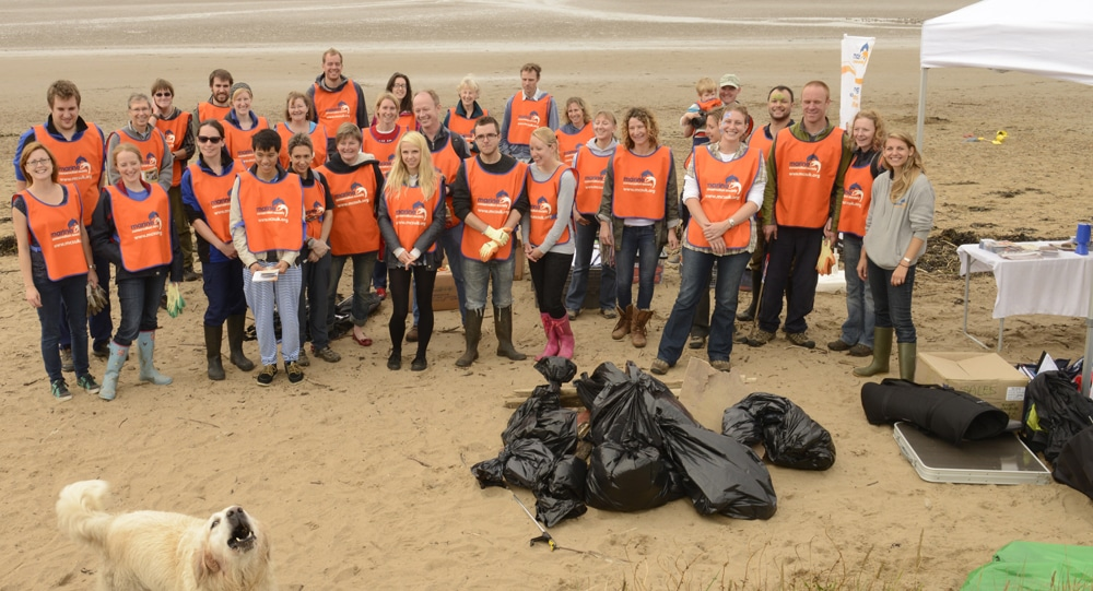 Calling all UK divers: The Great British Beach Clean is this weekend!