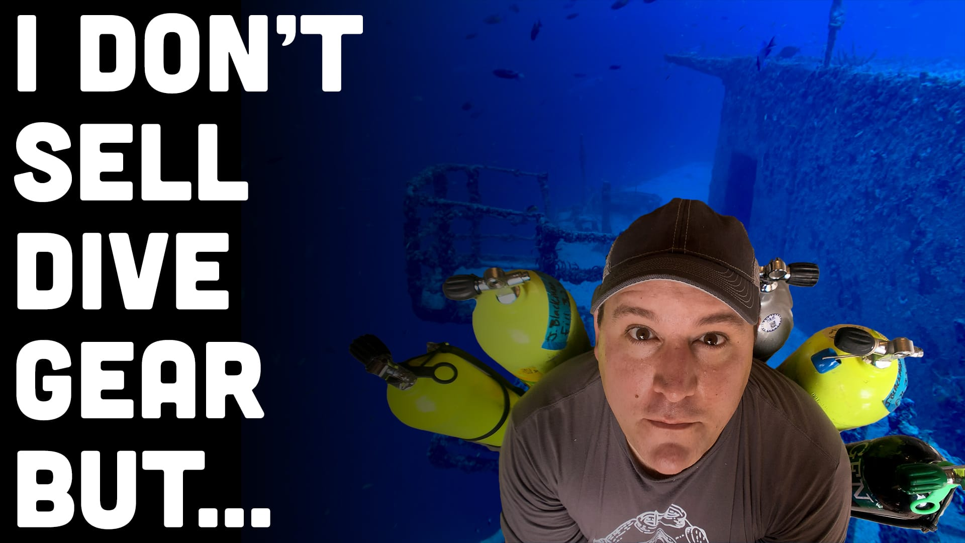 5 F-inf Good reasons Why You Should Buy Your Own Dive Gear