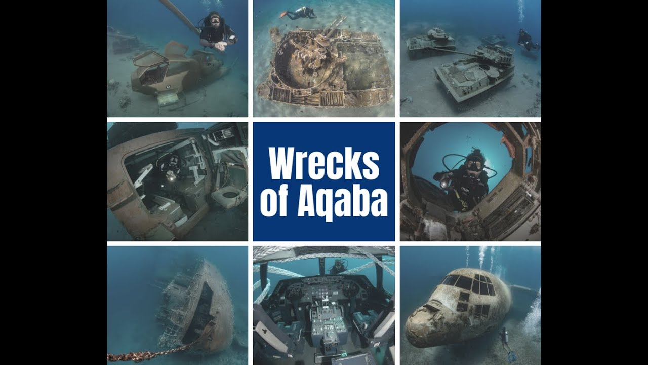 Saeed Rashid: Wrecks of Aqaba at the July NUPG meeting (Watch Video)