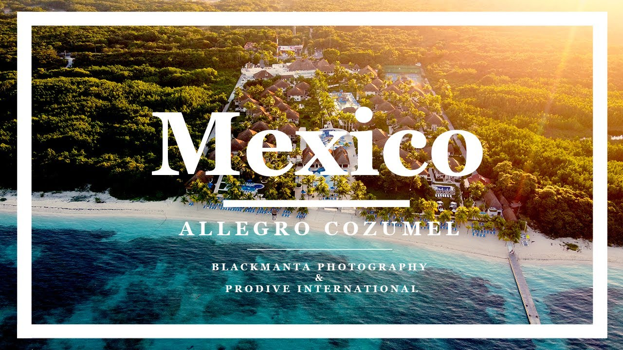 Scuba Diving in Mexico: Diving with Pro Dive International from the Allegro Cozumel Hotel (Watch Video)