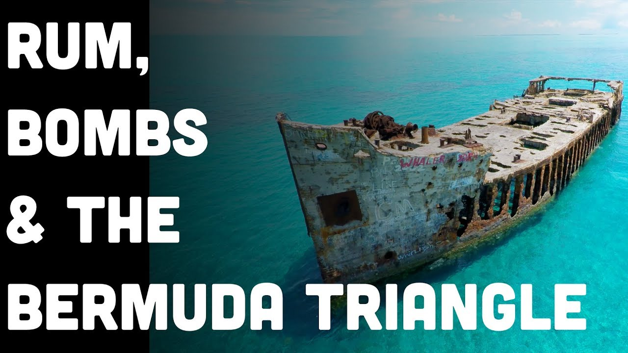 Diving The Wreck Of The S.S. Sapona, Bimini: A Sordid History! (Watch Video)