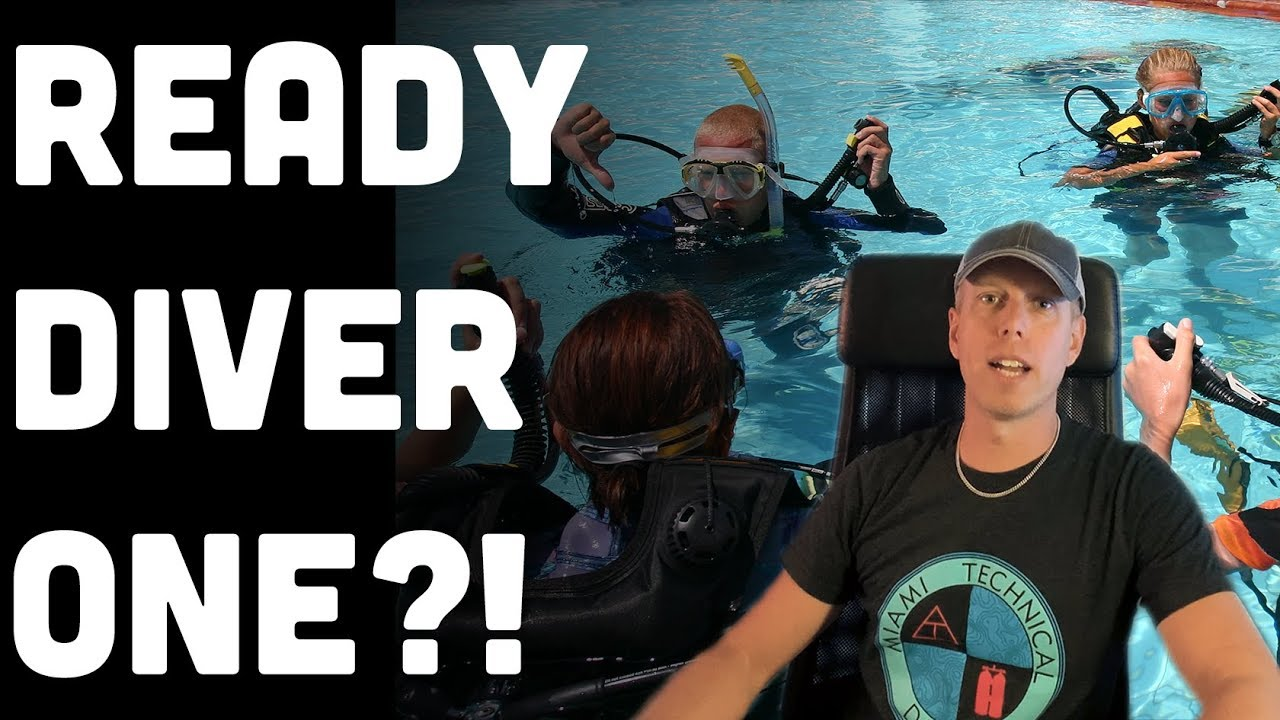 Scuba Diving Courses: The Diver Progression Explained (Watch Video)