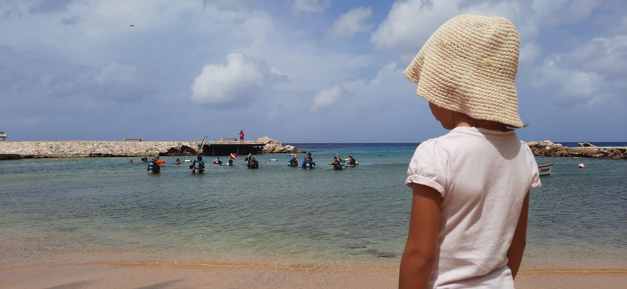 Curacao Underwater and Beach Clean up 12