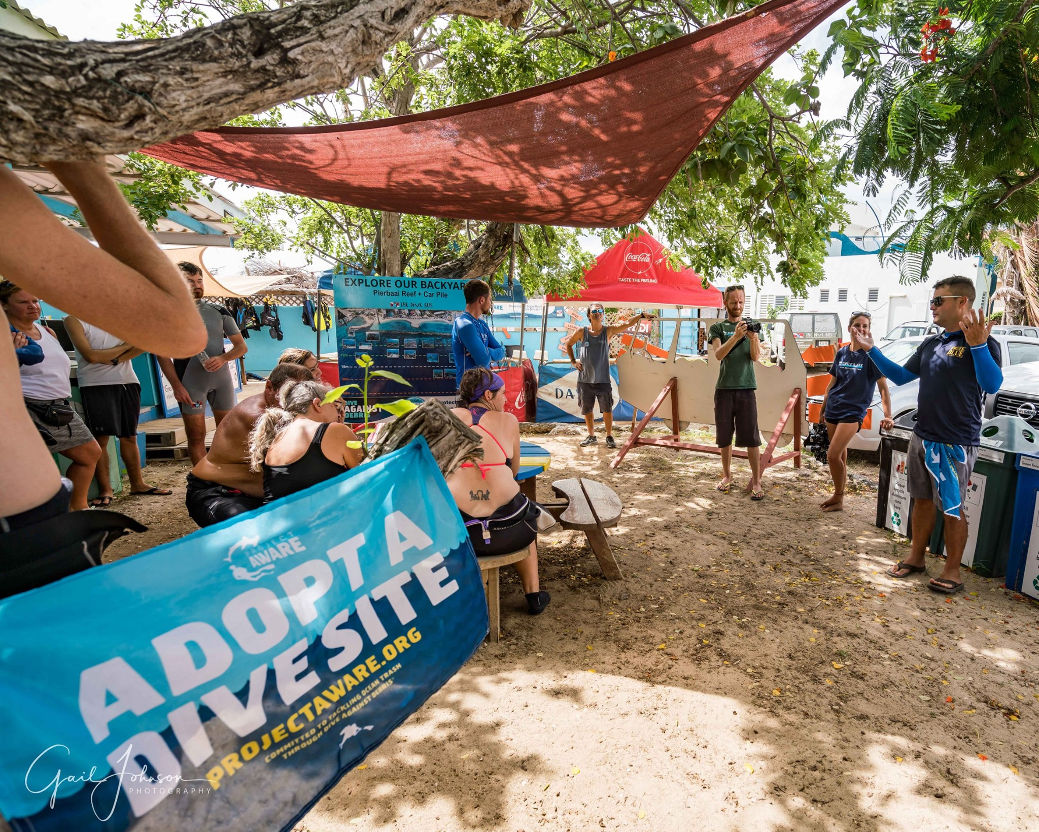 Curacao Underwater and Beach Clean up 3