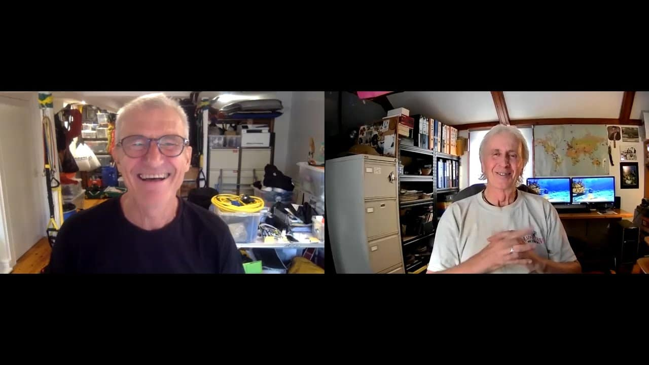 Jeff chats to… Paul Rose about the 'For The Love of Sharks' event this Friday (Watch Video)