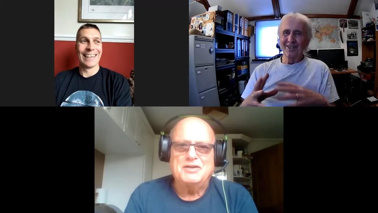 Jeff chats to… Richard Cullen and Keiron Bradbury from Deptherapy (Watch Video)