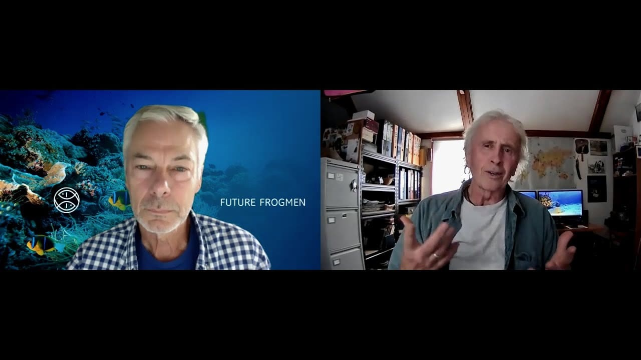 Jeff chats to… Richard Hyman, Founder of Future Frogmen – Part 2 (Watch Video)