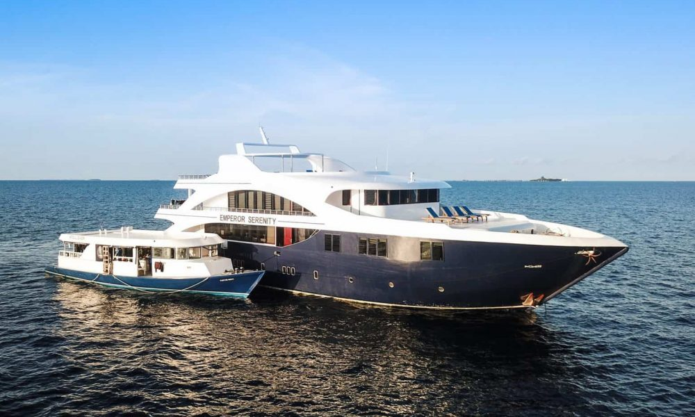 Luxury Maldives Liveaboard from just £1795pp