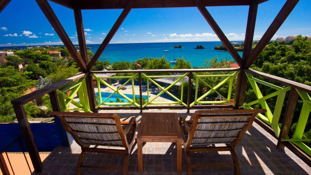 Grenada – dive and relax in style