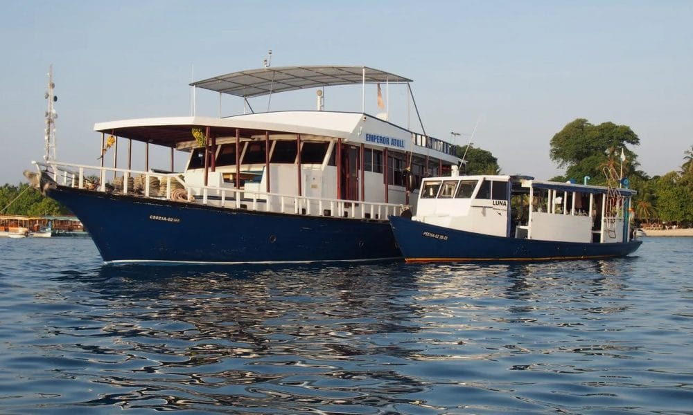 Best of Maldives aboard Emperor Atoll