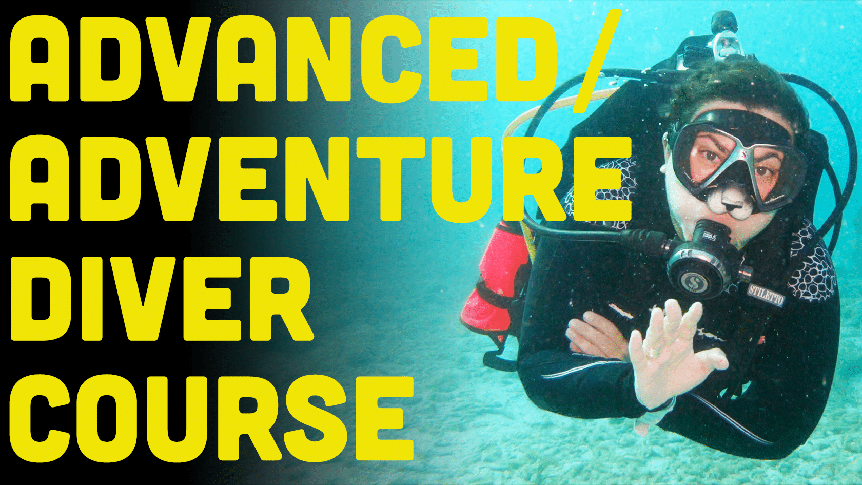 What To Expect On Your Advanced Open Water Course