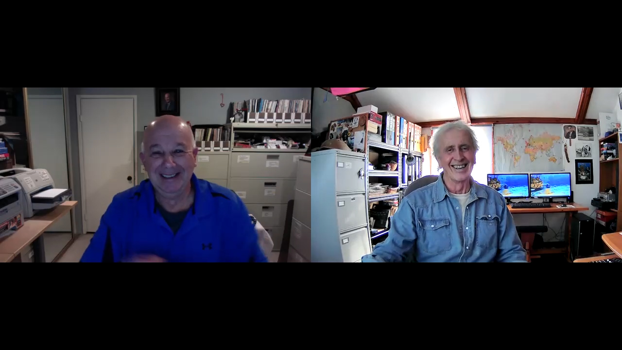 Marty Snyder Zoom interviewn with Jeff Goodman 2
