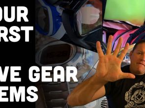 First 5 Pieces Of Dive Gear For New Divers To Buy (Watch Video)